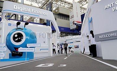 Xinhua Schlagzeilen: Chinese FinTech Führende spritzt neue Impulse in die Weltwirtschaft