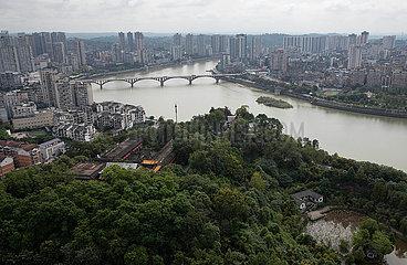 CHINA-SICHUAN-NEIJIANG-CITYSCAPE (CN)