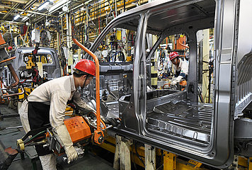 CHINA-CHONGQING-AUTOMOBILE INDUSTRY-SMART MANUFACTURING (CN)