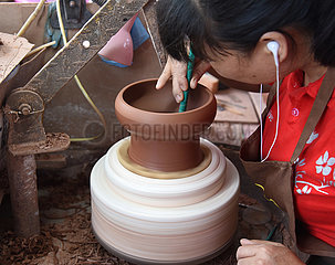 CHINA-GUANGXI-Qinzhou-nixing POTTERY (CN)
