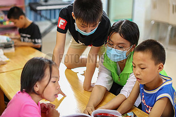 CHINA-UNICEF-CHILDREN CARE (CN)