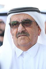 Dubai  Vereinigte Arabische Emirate  Scheich Hamdan bin Rashid al Maktoum