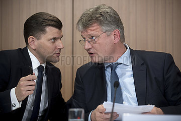 Christian Lueth - Anschuldigungen gegen ehe. AfD-Pressesprecher