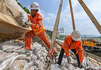 CHINA-GUANGDONG-SHANTOU-JieXi-EXPRESSWAY-CONSTRUCTION (CN)
