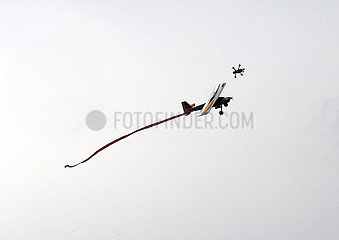 CHINA-LIAONING-ANSHAN POLICE-UAV-TRAINING COURSE-ACHIEVEMENT PRESENTATION (CN)