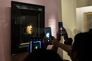 CHINA-SICHUAN-CHENGDU-ART Ausstellung (CN)
