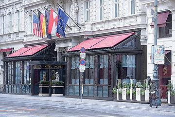 Ã-sterreich-VIENNA-HOTEL INDUSTRIE-IMPACT