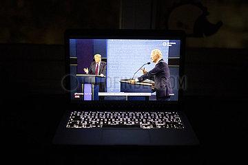 TV-Duell zur US-Wahl
