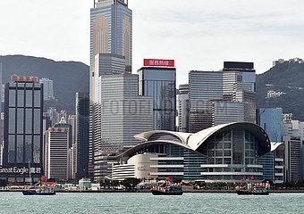 CHINA-Hongkong NATIONALTAG-Mitte-Herbstfest-FEST (CN)
