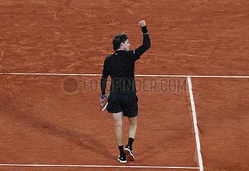 (SP) FRANCE-PARIS-tennis-ROLAND GARROS-TAG 6