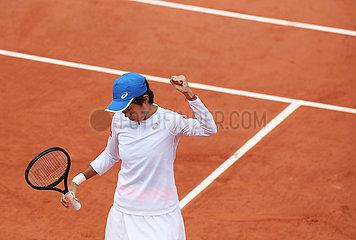 (SP) FRANCE-PARIS-tennis-ROLAND GARROS-FRENCH OPEN-TAG 7 (SP) FRANCE-PARIS-tennis-ROLAND GARROS-FRENCH OPEN-TAG 7