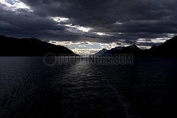 Expedition Cruise  Patagonia  Chile