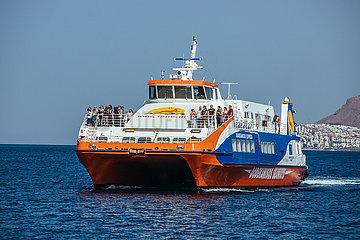 Schnellfähre Dodekanisos Express