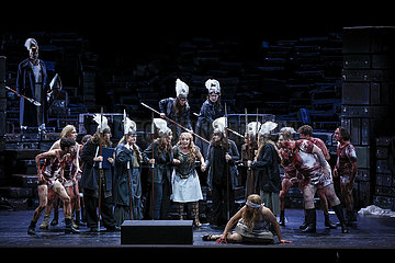 Deutsche Oper Berlin DIE WALKUERE