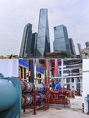 CHINA-SHENZHEN-ZENTRALE KÜHLSYSTEM-CARBON EMISSION CUT (CN)