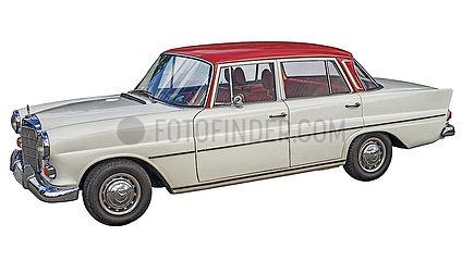 Mercedes 200D Heckflosse  1965