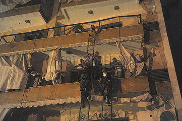 LIBANON-BEIRUT-LAGER EXPLOSION