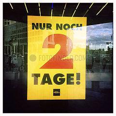 Karstadt - Nur Noch 2 Tage