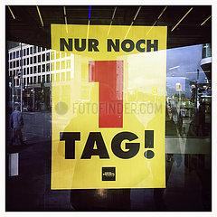 Karstadt - Nur Noch 1 Tag