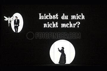 Komische Oper DIE ZAUBERFLOETE