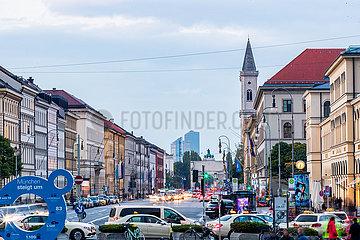 7-Tage Inzidenz steigt in München wieder über 50