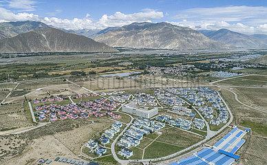 CHINA-TIBET-Armutsbekaempfung (CN)