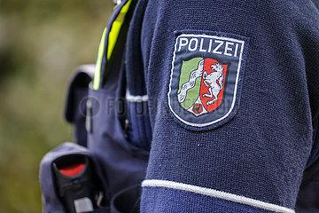 Polizei NRW  Neuss  Nordrhein-Westfalen  Deutschland