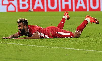 (SP) DEUTSCHLAND-München-FUSSBALL-DFB-Pokal-DUEREN VS BAYERN MÜNCHEN