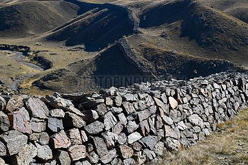 CHINA-INNER MONGOLIA-GREAT WALL-RUINS (CN)