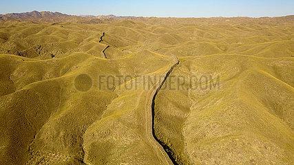 CHINA-INNER MONGOLIA-GREAT WALL-RUINS (CN) CHINA-INNER MONGOLIA-GREAT WALL-RUINS (CN)