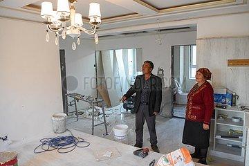 CHINA-XINJIANG-Hirt-HOUSING PROJECT (CN) CHINA-XINJIANG-Hirt-HOUSING PROJECT (CN) CHINA-XINJIANG-Hirt-HOUSING PROJECT (CN) CHINA-XINJIANG-Hirt-HOUSING PROJECT (CN)