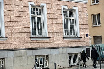 Büro von Insolvenzverwalter Michael Jaffe