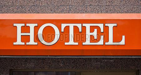 Hotel  Beherbergungsverbot  Dortmund  Ruhrgebiet  Nordrhein-Westfalen  Deutschland