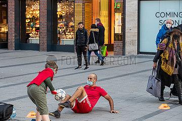 Maskenpflicht: Corona Situation in München