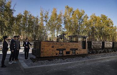 CHINA-SHAANXI-YULIN KULTURELLE Industrial Park (CN)