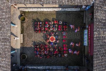CHINA-ZHEJIANG-Hangzhou-Chongyang FEST-EVENT (CN)