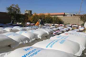 AFGHANISTAN-Jawzjan-Nothilfe AFGHANISTAN-Jawzjan-Nothilfe