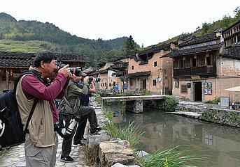 CHINA-FUJIAN-Pingnan-Armutsbekaempfung (CN)