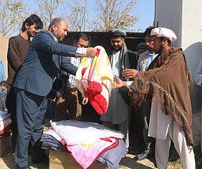 AFGHANISTAN-Jawzjan-Nothilfe