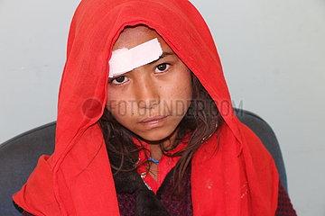 AFGHANISTAN-Takhar-UNREST