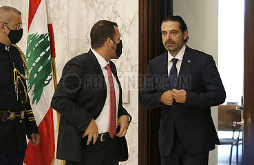 LIBANON-BEIRUT-PRIME MINISTER-HARIRI LIBANON-BEIRUT-PRIME MINISTER-HARIRI LIBANON-BEIRUT-PRIME MINISTER-HARIRI