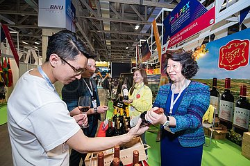 CHINA-MACAO-Geschäft-MESSEN (CN) CHINA-MACAO-Geschäft-MESSEN (CN)
