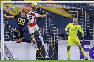 (SP) KROATIEN-ZAGREB-FUSSBALL-Namen UEFA EUROPA LEAGUE-GRUPPE K