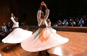 SYRIEN-DAMASKUS-WHIRLING-DANCE