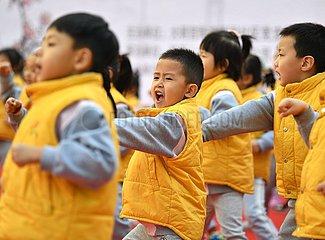 CHINA-SHAANXI-XI'AN-CHONGYANG FESTIVAL (CN)