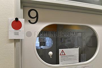 Deutschland  Nordrhein-Westfalen  Essen - Intensivstation im Universitaetsklinikum Essen