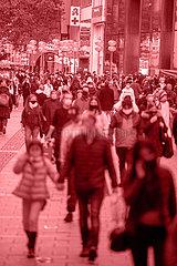 München ist dunkelrot: Kommt ein neuer Shutdown oder Lockdown?