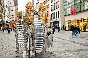 Besonders gefährdet: Gastronomie in München