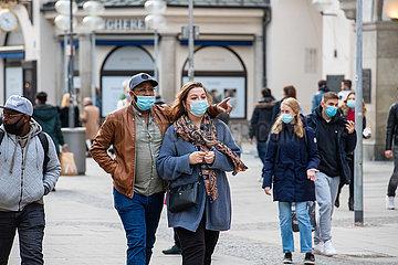Coronavirus in Deutschland: Mini-Lockdown soll ab Montag gelten