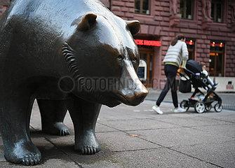 GERMANY-FRANKFURT-STOCKS